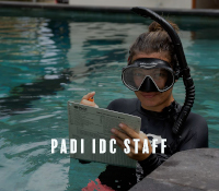 PADI IDC Staff