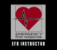 PADI EFR Instructor