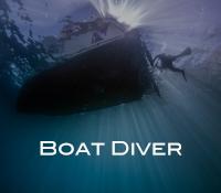 PADI Boat Diver