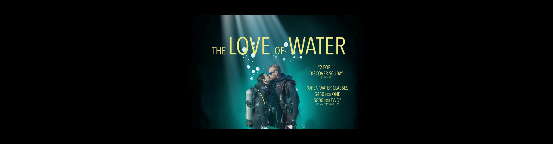 The Love of Water